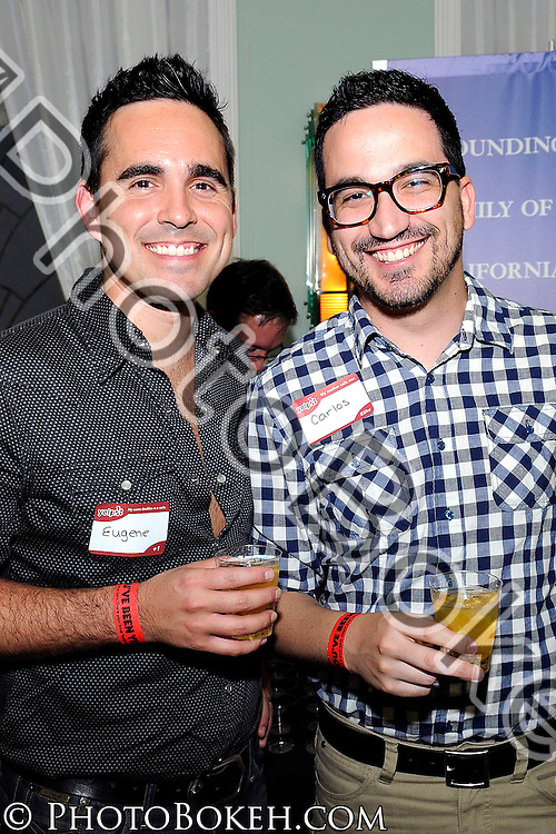 2012 April 05 - Yelp hosted a combined Elite and public event with catering from dozens of restaruants including Chef Adrianne's, Shula's 347 Grill, Graziano's, Giardino Gourmet Salads and many others. Also performances from Fashion by The Art Institute of Fort Lauderdale, Shameless Burlesque, and MiamiDJs4u, at the National Hotel, Miami Beach, Florida. (Photo by: www.photobokeh.com / Alex J. Hernandez) 1/20 f/5.6 ISO400 25mm This image is copyright PhotoBokeh.com and may not be reproduced or retransmitted without express written consent of PhotoBokeh.com. ©2012 PhotoBokeh.com - All Rights Reserved
