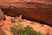 Image of Antelope House at Canyon de Chelly National Monument, Arizona, American Southwest.