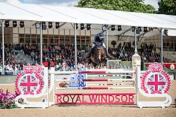 Hough Lauren, USA, Adare<br /> Rolex Grand Prix Jumping<br /> Royal Windsor Horse Show<br /> © Hippo Foto - Jon Stroud