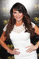 LONDON - May 29: Lizzie Cundy at the Lipsy VIP Fashion Awards 2013 (Photo by Brett D. Cove)