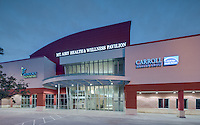 Exterior Image of Carroll Hospital Center Mt. Airy Outpatient Center by Jeffrey Sauers of Commercial Photographics, Architectural Photo Artistry in Washington DC, Virginia to Florida and PA to New England