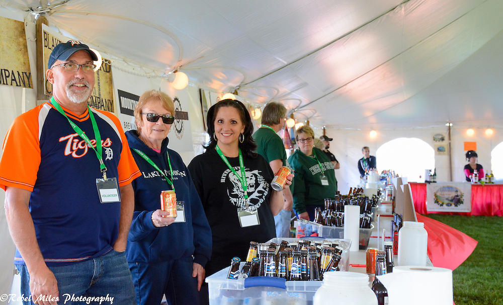 Mackinac City Beer And Wine Fest 2016