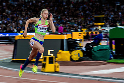08-08-2017 IAAF World Championships Athletics day 5, London<br /> Agatha Tupin SLO (400m hurdles)