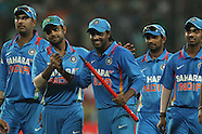 Cricket - India v England 2nd ODI Kochi