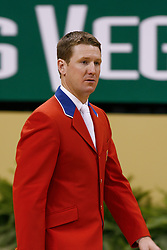 Ward McLain, USA<br /> World Cup Final Jumping - Las Vegas 2007<br /> © Hippo Foto - Dirk Caremans