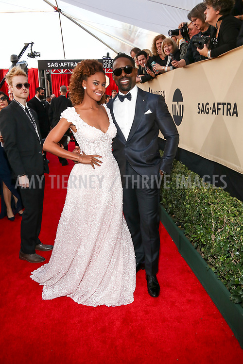 Ryan Michelle Bathe, Sterling K. Brown