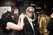 the LOST HEARTS: Valentine's Masked Ball. Century Club, Shaftesbury ave, ,  London, 9 February 2019