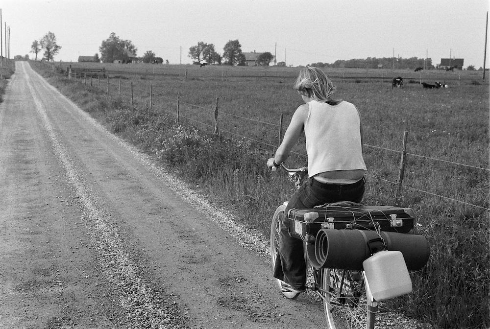 Cykelsemester på Gotland.