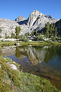 Rae Lakes, Kings Canyon National Park