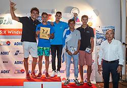 The 2017 RS:X Windsurfing World Championships, Enoshima, Japan from 16-23 September 2017 with 168 sailors (102 Men and 66 Women)<br /> @Robert Hajduk / ShutterSail / RS:X Class