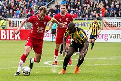 11-03-2018 NED: FC Utrecht - Vitesse, Utrecht<br /> Utrecht verslaat met 5-1 Vitesse / Willem Janssen #14 of FC Utrecht