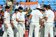 Cricket - India v New Zealand 3rd Test D2