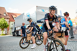 Julie Leth (DEN) at Lotto Thuringen Ladies Tour 2018 - Stage 1, an 82.5 km road race starting and finishing in Schleusingen, Germany on May 28, 2018. Photo by Sean Robinson/Velofocus.com
