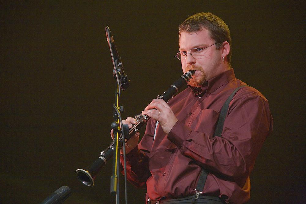 Kevin  COLAS clarinette