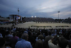 Overview Openingceremony<br /> World Equestrian Games Lexington - Kentucky 2010<br /> © Dirk Caremans
