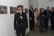 YOKO ONO, Yoko Ono.- to the Light. Serpentine Gallery. London. 19 June 2012.