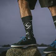 Socksmith | apparel & lifestyle shoot. Pacific Grove, CA