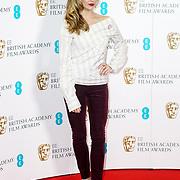 London, England, UK. 9th January 2018.Natalie Dormer attend EE British Academy Film Awards Nominations, London, UK
