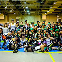 2014 - Ohio Roller Girls VD Tri City