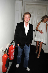 GUY PELLY at the launch of Politics and The City - a new web site for women fusing politics with gossip, entertainment, news and fashion, held at the ICA, 12 Carlton House Terrace, London on 8th July 2008.<br /><br />NON EXCLUSIVE - WORLD RIGHTS