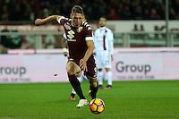 05.11.2016 - Torino - Serie A 2016/17 - 12a giornata  -  Torino-Cagliari  nella  foto Andrea Belotti -  Torino