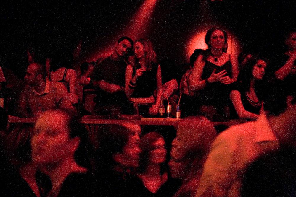 "The student nightclub ""Sloga"" which means Unity. Sarajevo, Bosnia and Herzegovina"