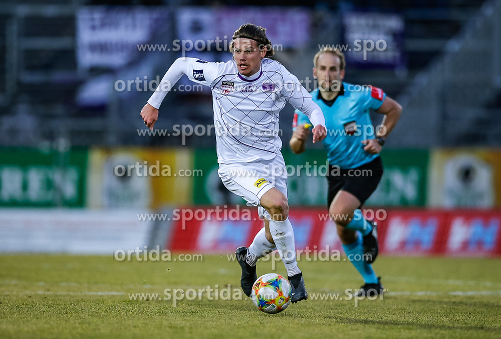 22.02.2019, Reichshofstadion, Lustenau, AUT, 2. FBL, SC Austria Lustenau vs SK Austria Klagenfurt, 16. Runde, im Bild Patrick Greil (SK Austria Klagenfurt) // during the Erste Liga 16th round match between SC Austria Lustenau and SK Austria Klagenfurt at the Reichshofstadion in Lustenau, Austria on 2019/02/22. EXPA Pictures © 2019, PhotoCredit: EXPA/ Peter Rinderer