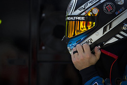 April 13, 2018 - Bristol, Tennessee, United States of America - April 13, 2018 - Bristol, Tennessee, USA: Kevin Harvick (4) gets ready to practice for the Food City 500 at Bristol Motor Speedway in Bristol, Tennessee. (Credit Image: © Stephen A. Arce/ASP via ZUMA Wire)