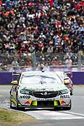 Craig Lowndes & Steven Richards (Autobarn Lowndes Holden) race winners. Supercheap Auto Bathurst 1000 -Virgin Australia Supercars Championship Round 13. Mount Panorama, Bathurst NSW on Sunday 7 October 2018. Photo Clay Cross / photosport.nz