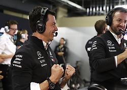 November 10, 2018 - Sao Paulo, Brazil - Motorsports: FIA Formula One World Championship 2018, Grand Prix of Brazil World Championship;2018;Grand Prix;Brazil ,  Toto Wolff (AUT, Mercedes AMG Petronas Formula One Team) (Credit Image: © Hoch Zwei via ZUMA Wire)