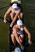 Plovdiv BULGARIA. 2017 FISA. Rowing World U23 Championships. <br /> USA BM4-. Bow. TOCH, Leo, and  LETORNEY, Austin. Friday Semi Finals C/D and A/B<br /> <br /> 18:09:59  Friday  21.07.17   <br /> <br /> [Mandatory Credit. Peter SPURRIER/Intersport Images].