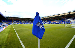 A general view of St Andrew's, home to Birmingham City - Mandatory by-line: Robbie Stephenson/JMP - 12/08/2017 - FOOTBALL - St Andrew's Stadium - Birmingham, England - Birmingham City v Bristol City - Sky Bet Championship