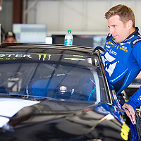 June 22, 2018 - Sonoma, California , USA: June 22, 2018 - Sonoma, California , USA: Jamie McMurray (1) gets ready to take to the track to practice for the TOYOTA/SAVE MART 350 at Sonoma Raceway in Sonoma, California .