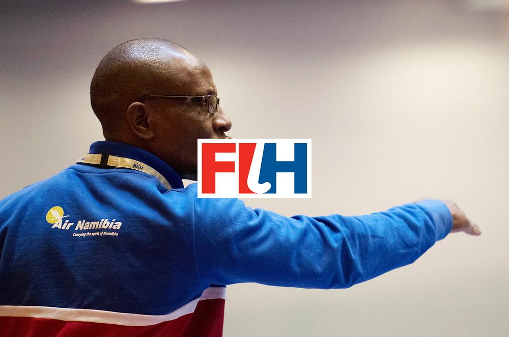 BERLIN - Indoor Hockey World Cup<br /> Czech Republic - Namibia<br /> foto: HANDURA Erwin<br /> WORLDSPORTPICS COPYRIGHT FRANK UIJLENBROEK