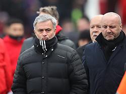 Manchester United manager Jose Mourinho - Mandatory by-line: Jack Phillips/JMP - 21/01/2017 - FOOTBALL - Bet365 Stadium - Stoke-on-Trent, England - Stoke City v Manchester United - Premier League