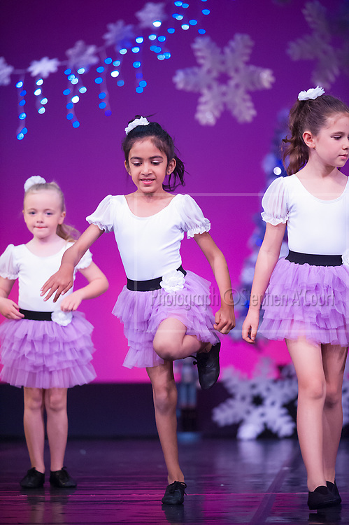 Wellington, NZ. 5.12.2015. Spoonful of Sugar, from the Wellington Dance & Performing Arts Academy end of year stage-show 2015. Little Show, Saturday 10.15am. Photo credit: Stephen A'Court.  COPYRIGHT ©Stephen A'Court