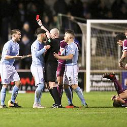 Arbroath v Forfar Athletic, Scottish League One, 26 January 2019