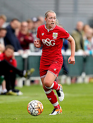 Flo Allen of Bristol City Women - Mandatory by-line: Robbie Stephenson/JMP - 25/06/2016 - FOOTBALL - Stoke Gifford Stadium - Bristol, England - Bristol City Women v Oxford United Women - FA Women's Super League 2