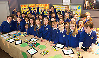 REPRO FREE:    Knocknacarra NSat the Junior FIRST Lego League run by Galway Education Centre, in Galmont Hotel &amp; Spa.<br />  Photo: Andrew Downes, XPOSURE