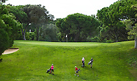 VILAMOURA - Algarve - Oceanico OLD COURSE  Golfcourse, hole ,   COPYRIGHT KOEN SUYK