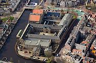 Blokhuispoort aan het Blokhuisplein in Leeuwarden.