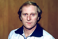 Roy Coyle, manager, Linfield FC, N Ireland, 19850015RC.<br />