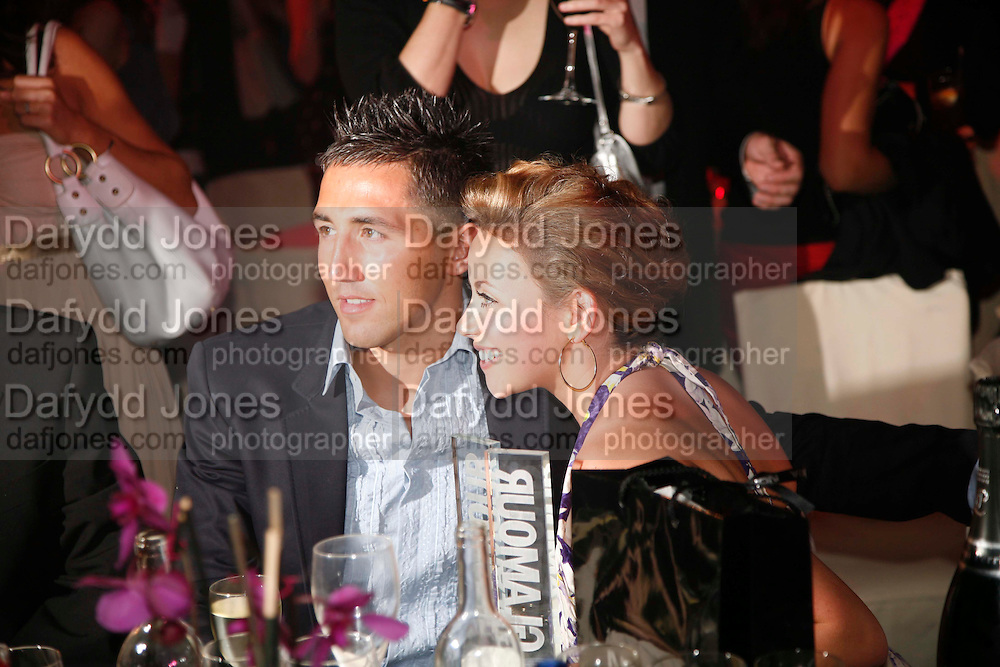 Gavin Henson and Charlotte Church, Glamour Women of the Year Awards 2006, Berkeley Sq. London. 6 June 2006. -DO NOT ARCHIVE-© Copyright Photograph by Dafydd Jones 66 Stockwell Park Rd. London SW9 0DA Tel 020 7733 0108 www.dafjones.com