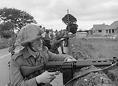 1977 Military Exercises in Sligo/Mayo      (L37)