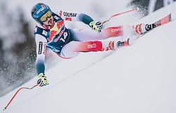 25.01.2020, Streif, Kitzbühel, AUT, FIS Weltcup Ski Alpin, Abfahrt, Herren, im Bild Maxence Muzaton (FRA) // Maxence Muzaton of France in action during his run for the men's downhill of FIS Ski Alpine World Cup at the Streif in Kitzbühel, Austria on 2020/01/25. EXPA Pictures © 2020, PhotoCredit: EXPA/ JFK