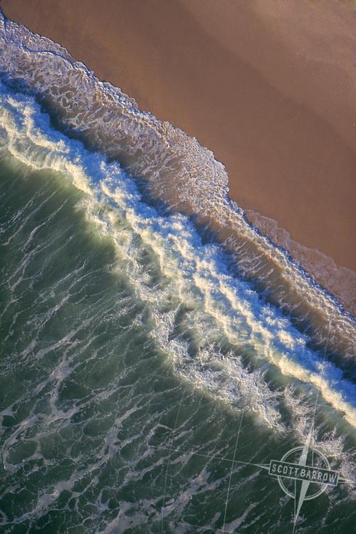 Aerial Shoreline