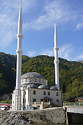 Turkey, Uzungol, Mosque
