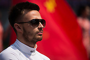April 10-12, 2015: Chinese Grand Prix - Will Stevens (GBR) Manor Marussia F1 Team