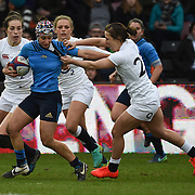 Londra 25/02/2017 Twickenham Stoop <br />