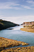 River to Odeceixe beach, Western Algarve